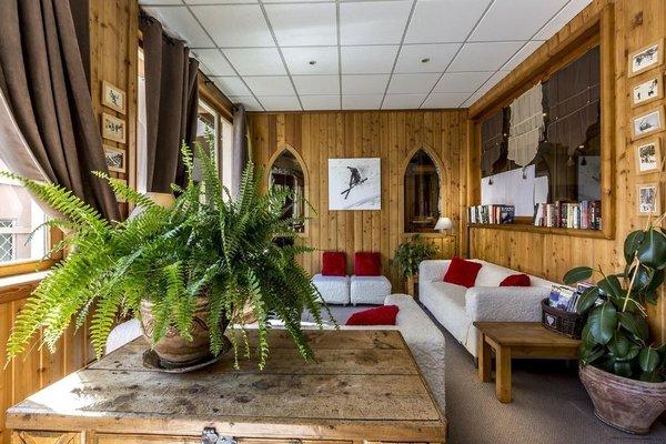 Rеsidence Alpina Lodge - фото 9