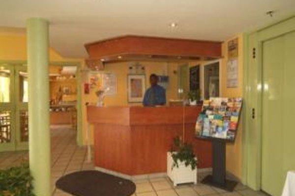 Hotel Balladins Aulnay Garonor - фото 18