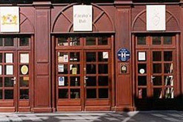 Hotel le Carabas - фото 22
