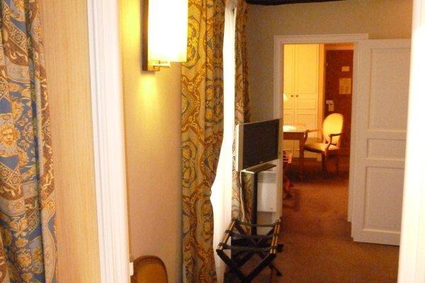 Hotel la Residence Du Berry - фото 16