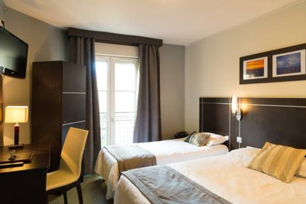 Hotel Le Home Saint Louis - фото 50