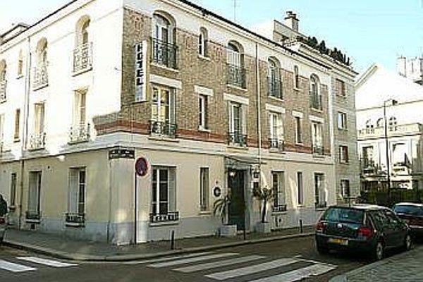 Hotel Le Home Saint Louis - фото 22