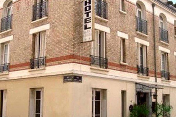 Hotel Le Home Saint Louis - фото 23