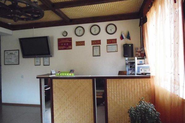 Отель Орион - фото 15