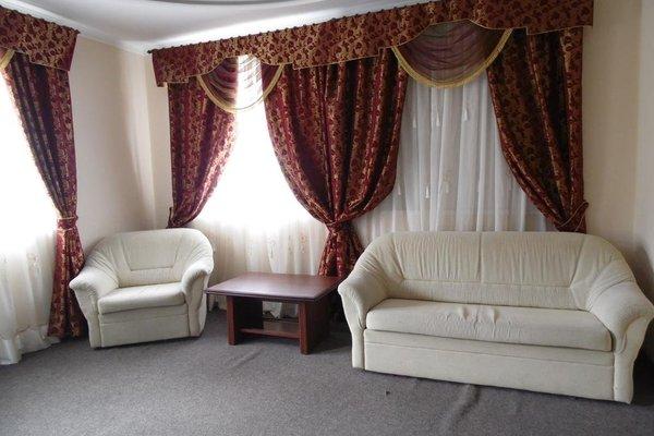 Отель Орион - фото 8