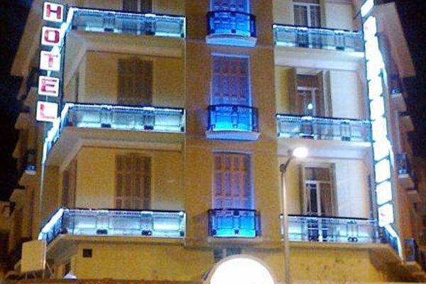 Metropolis Hotel - фото 22