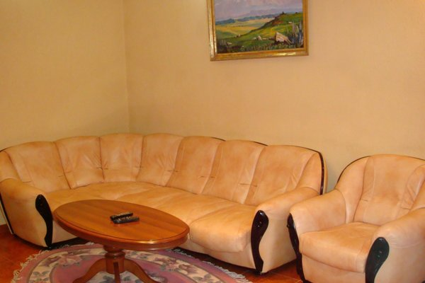 Отель Домбай-Снежинка - 11