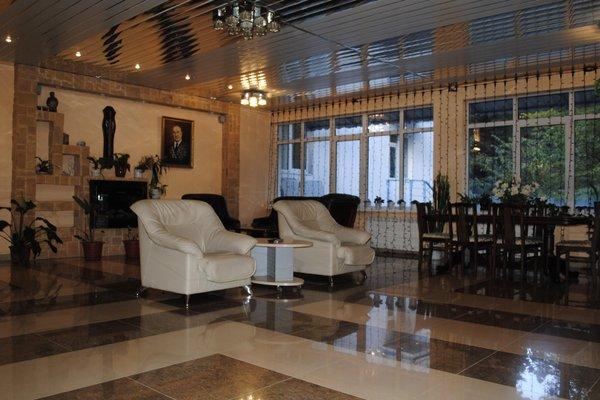 Отель Домбай-Снежинка - 12