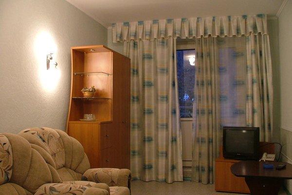 Отель Домбай-Снежинка - 15