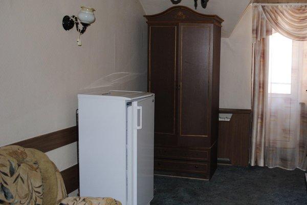 Отель Домбай-Снежинка - 16