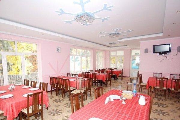 Отель Домбай-Снежинка - 17