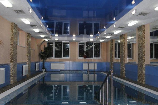 Отель Домбай-Снежинка - 19