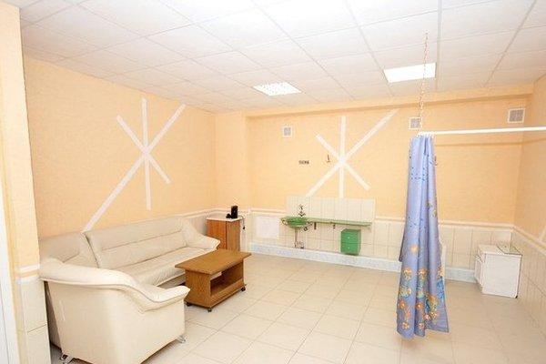Отель Домбай-Снежинка - 4