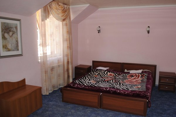 Отель Домбай-Снежинка - 8