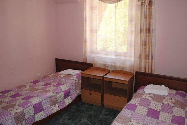 Отель Домбай-Снежинка - 9