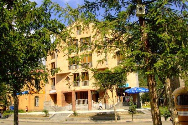 Отель Central - фото 21
