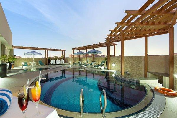 Sun & Sky Al Rigga Hotel - фото 21