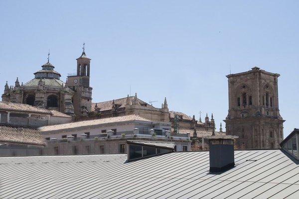 Catedral Plaza Apartamentos - фото 20