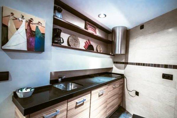 Apartamentos Turisticos Aguas de Viznar - фото 9