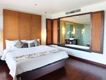 Апартаменты Bali Wood Property at Emerald Tower Nusa Dua