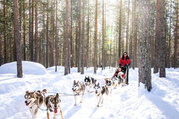 Lapland Hotels Sky Ounasvaara - фото 22
