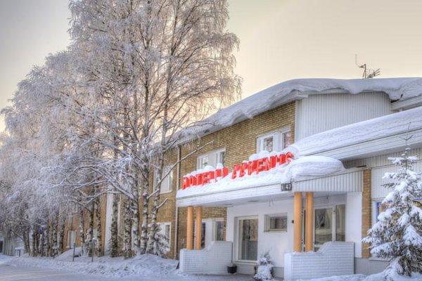Hotel Aakenus - 22