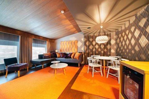 Original Sokos Hotel Vaakuna Rovaniemi - фото 15