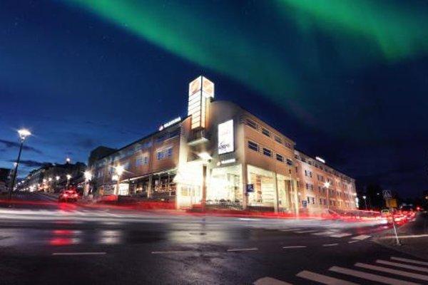 Original Sokos Hotel Vaakuna Rovaniemi - фото 21