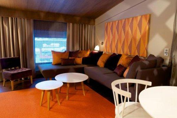 Original Sokos Hotel Vaakuna Rovaniemi - фото 4