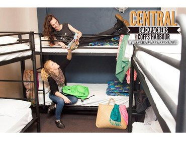Хостел Central Backpackers