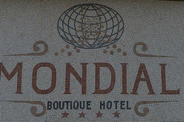 Mondial Boutique Hotel - фото 20