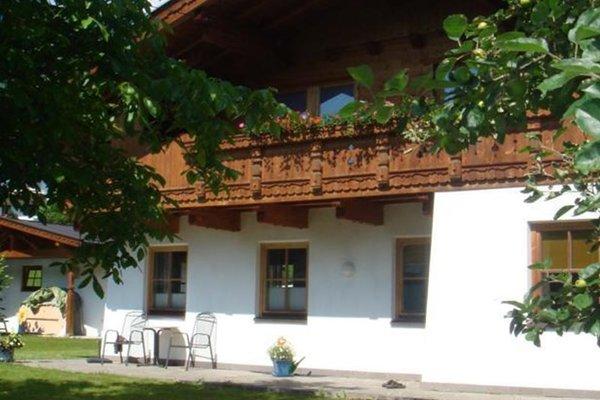 Ferienwohnung Zillertal - Schwemberger - фото 3