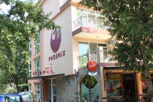 Hotel Phoenix - фото 20