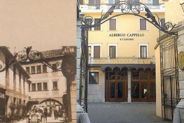 Отель Albergo Cappello e Cadore - фото 23
