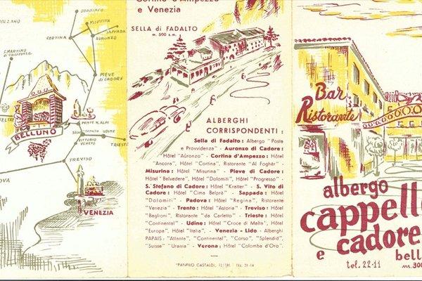 Отель Albergo Cappello e Cadore - фото 8
