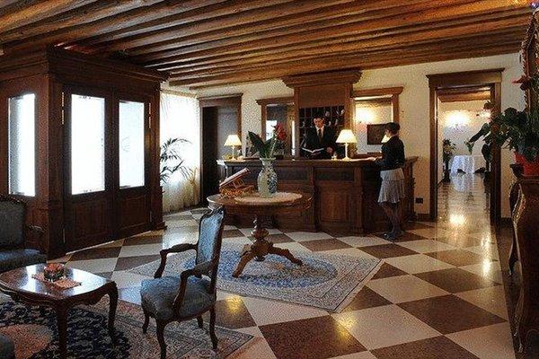 Park Hotel Villa Carpenada - фото 8