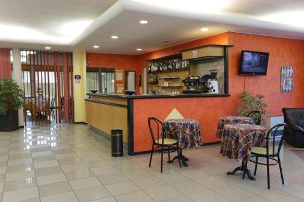 Art & Hotel Treviolo - фото 12