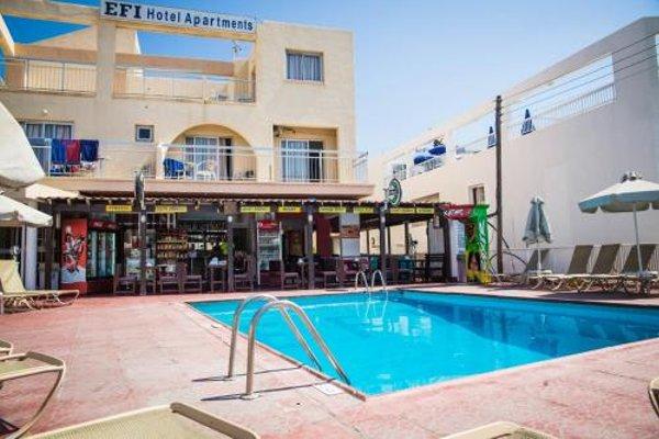 Efi Hotel Apts - фото 19