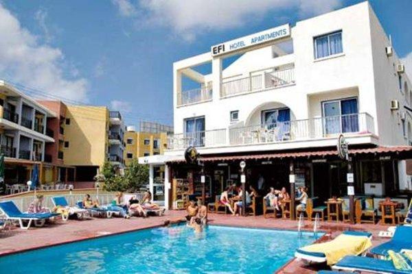 Efi Hotel Apts - фото 21