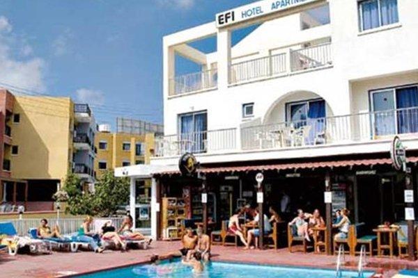 Efi Hotel Apts - фото 22
