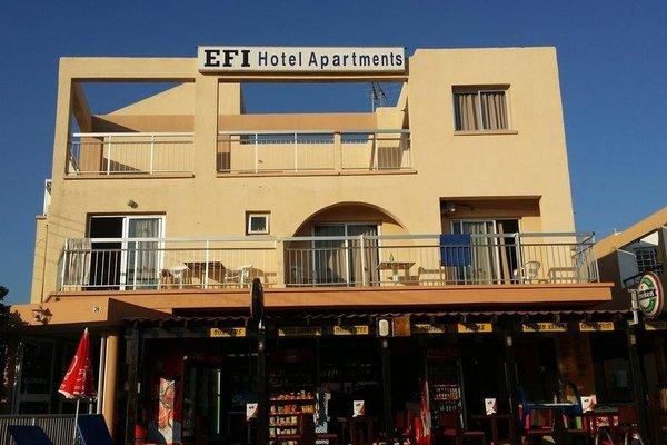 Efi Hotel Apts - фото 23