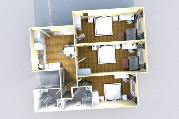 Design Apartment by Ruterra - фото 16