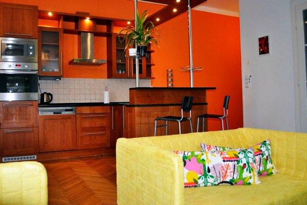 Grus Apartments Prague - фото 7