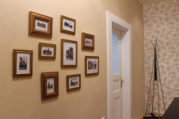 Royal Prague Apartment Celakovskeho Sady - фото 18
