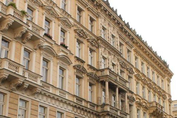 Royal Prague Apartment Celakovskeho Sady - фото 22