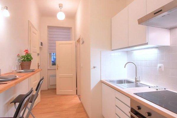 St. Jacob Apartment - фото 20