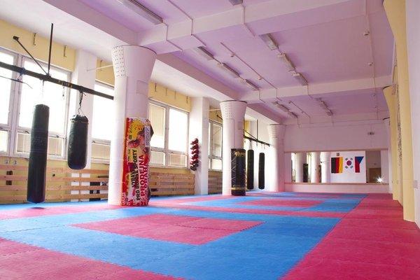 Martial Arts Sleepover Gym - 7