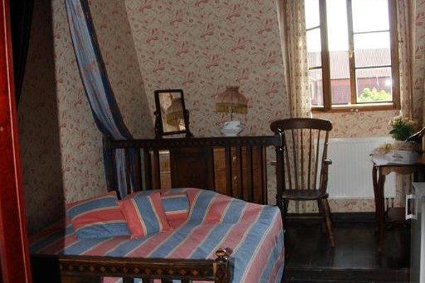 Отель Dvůr Pecínov - фото 11
