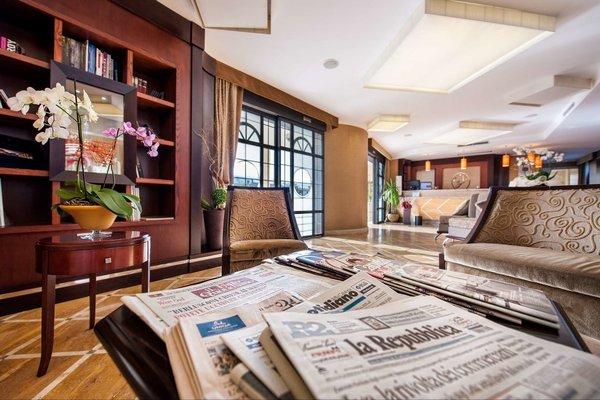 Best Western Premier Villa Fabiano Palace Hotel - фото 3