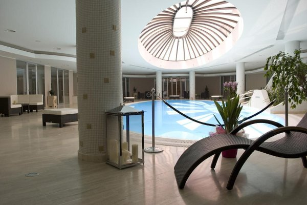 Best Western Premier Villa Fabiano Palace Hotel - фото 4